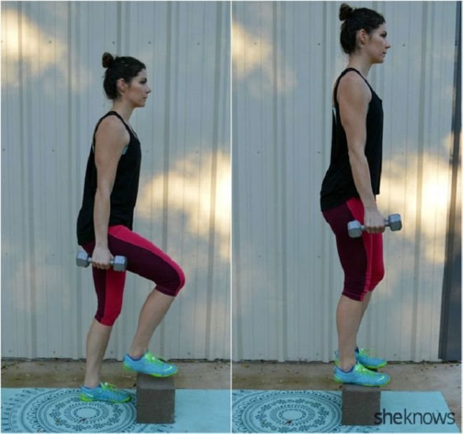 9 Effective Body-Toning Weight Exerices For Women