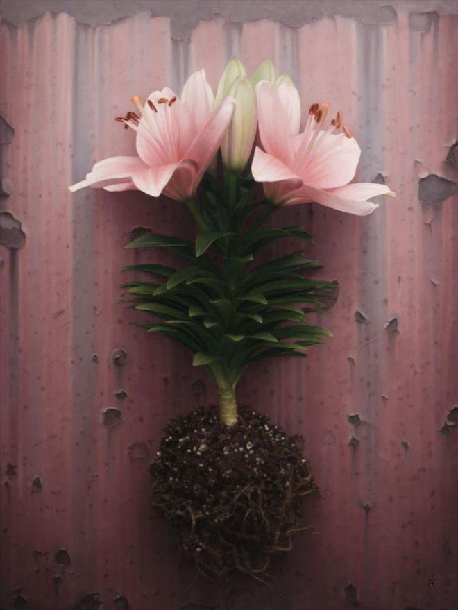 Incredible Hyper-Realistic Paintings By Patrick Kramer