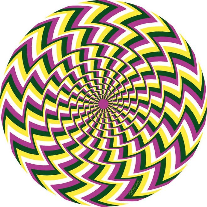 15 Optical Illusions Will Blow Your Mind Completely