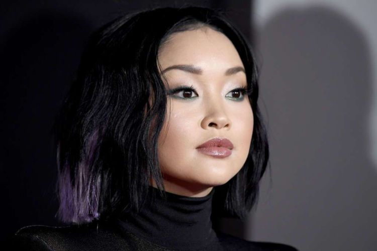 Beautiful Lana Condor At The 'Alita: Battle Angel' Premiere In LA